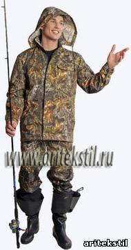 спецодежда летняя для охоты рыбалки и туризма